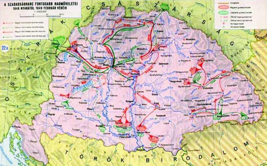magyarország 1864 térkép Fehérvári Huszárok Egyesülete magyarország 1864 térkép